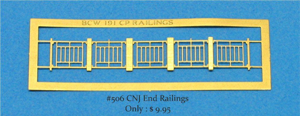 Railing Kit #191 LT